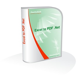 C# component to convert Excel to PDF under .Net platform at server-side